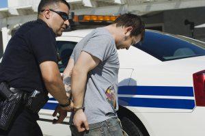 Massachusetts police officer injured making an arrest